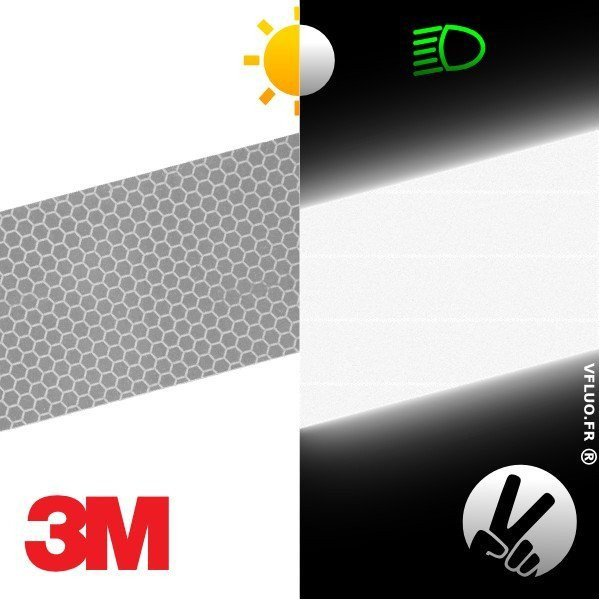 3M™ SOLAS GRADE - High performance retro reflective tape made for navy, coast guards and air force